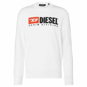 Diesel Retro Logo Sweatshirt