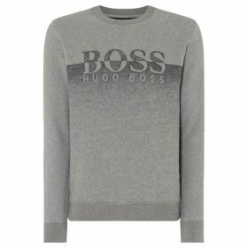 Boss Withmore Ombre Logo Sweatshirt