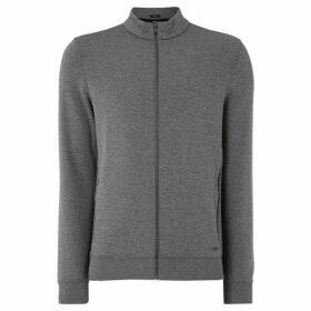 Boss Soule 14 Slim Fit Funnel Neck Sweatshirt