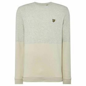 Lyle and Scott Block Marl Sweatshirt