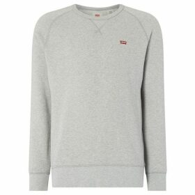 Levis Small Logo Crew Neck Sweatshirt