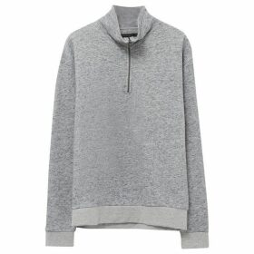 French Connection Winning Sweat Quarter-Zip Sweatshirt