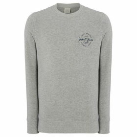 Jack and Jones Rafsmen Chest Logo Sweatshirt