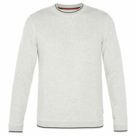 Ted Baker Magiics Long Sleeve Quilted Sweatshirt