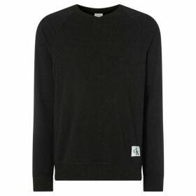 Calvin Klein Patch Logo Sweatshirt