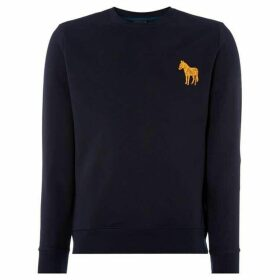 PS by Paul Smith Scribble Zebra Sweatshirt