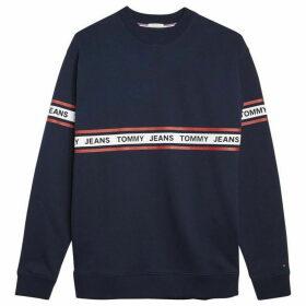 Tommy Hilfiger Tommy Jeans Tape Sweatshirt