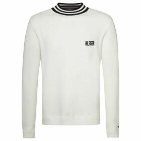 Tommy Hilfiger Stripe Neck Sweatshirt