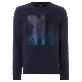 Boss Wylight Iridescent Sweatshirt