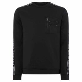 Michael Kors Chest Pocket Scuba Sweatshirt