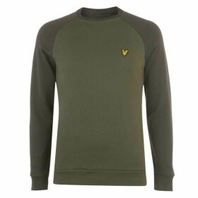 Lyle and Scott Raglan Sweatshirt