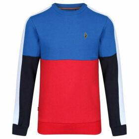 Luke Iker Luke Sport Crew Neck Sweatshirt