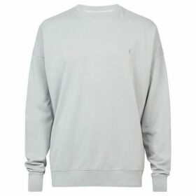 All Saints Negotum Crew Neck Sweatshirt