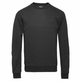 Calvin Klein Jeans Kasler Bonded Biker Sweatshirt
