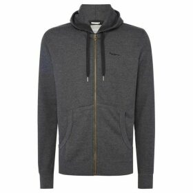 Pepe Jeans Zip Thru Mens Pepe Sweatshirt