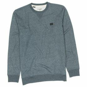 Billabong Small Two Line Logo Sweatshirt