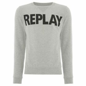 Replay Cotton Sweatshirt