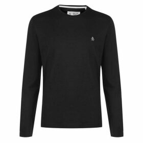 Original Penguin Original Long Sleeve Crew T Shirt