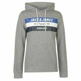 Jack and Jones Jack Shake Hoody Mens