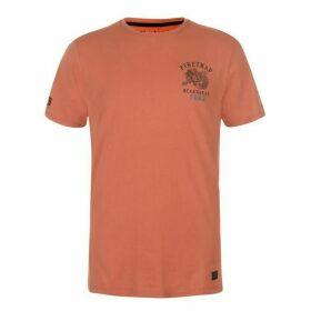 Firetrap Blackseal Dragon T Shirt