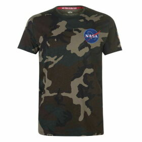 Alpha Industries Alpha Space Shuttle T Shirt