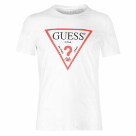 Guess Logo Original T Shirt