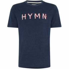 Hymn Cross Stich Logo T-Shirt