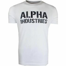 Alpha Industries Camo Print T-Shirt