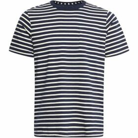 French Connection Odd Stripe Mix T-Shirt