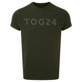 Tog 24 Hutton Mens Performance Graphic T Shirt