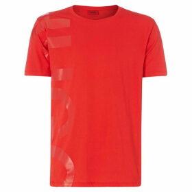 Hugo Daws-U Vertical Logo T-Shirt