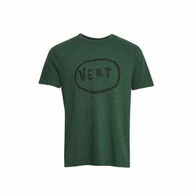 French Connection Green T-Shirt