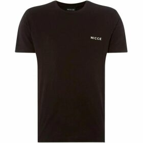 Nicce Chest Logo T-Shirt