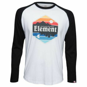 Element Dusk Raglan Tee Ls