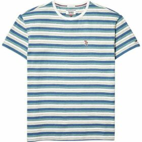 Tommy Hilfiger Tommy Jeans Multi Stripe T-Shirt