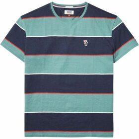 Tommy Hilfiger Tommy Jeans Block Stripe T-Shirt