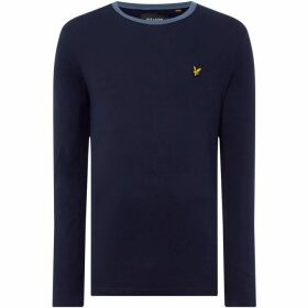 Lyle and Scott Long Sleeve Ringer T-Shirt