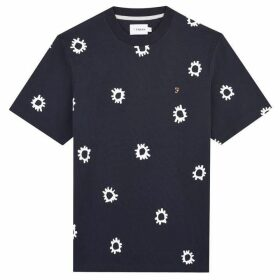 Farah Kaplan All-Over Print T-Shirt