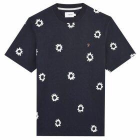 Farah Kaplan All-Over Print T-Shirt
