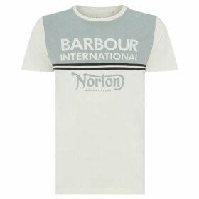 Barbour International International Race Stripe T-Shirt