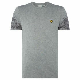 Lyle and Scott Whitfell Graphic T Shirt