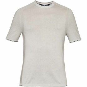 Ted Baker Velk Knitted Crew Neck T-Shirt