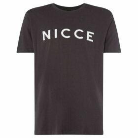 Nicce Original Logo T Shirt