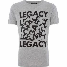 Dead Legacy Legacy Circle Swirl T-Shirt