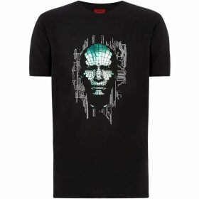Hugo Donductor Graphic T-Shirt