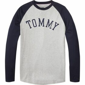 Tommy Hilfiger Tommy Jeans Baseball T-Shirt