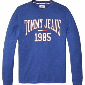 Tommy Hilfiger Tommy Jeans College Long Sleeve T-shirt