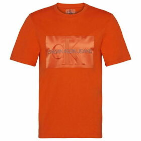 Calvin Klein Jeans Ck Jeans Shiny Logo Tshirt
