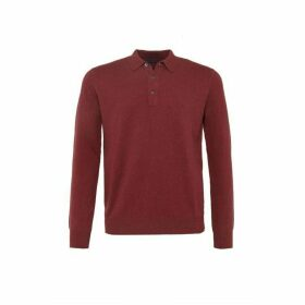 French Connection Stretch Cotton Polo Neck Jumper