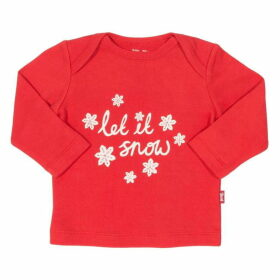Kite Baby Let It Snow T-Shirt